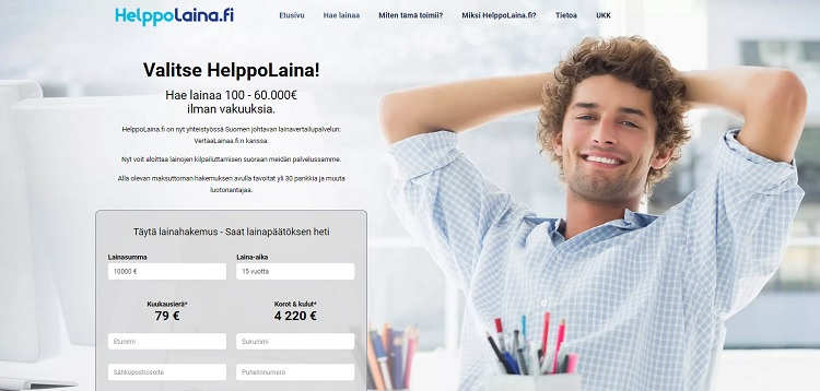 HelppoLaina.fi